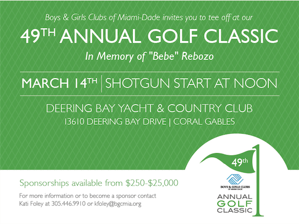 Golf 2016 Save the Date