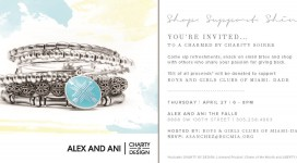 A Charmed by Charity Soiree with Alex and Ani at The Falls