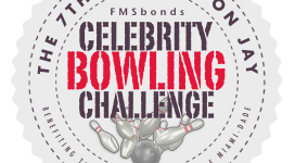 7th Annual Jon Jay FMSbonds Celebrity Bowling Challenge