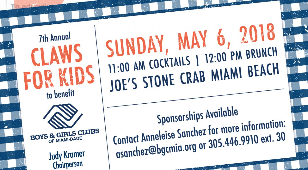 7th Annual Claws for Kids