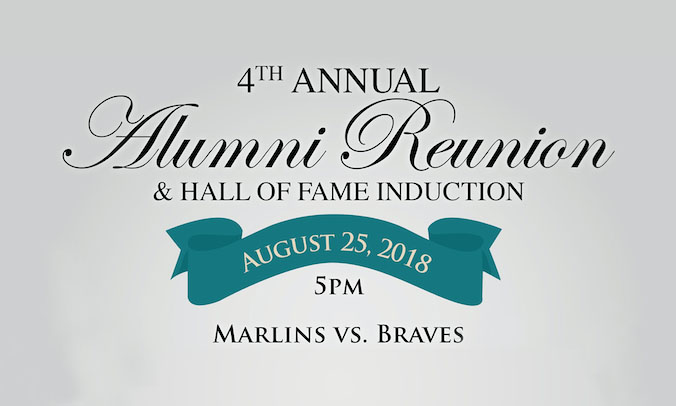4th Annual Alumni Reunion